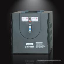 Visor LED Regulador Estabilizador AVR