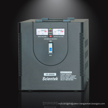 New design LED display 8000u Automatic Voltage Stabilizer