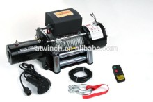5000lb mini 12v electric winch waterproof electric winch