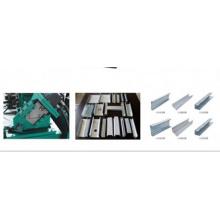Parafuso ajustável de teto suspenso e máquina de rolamento de pista