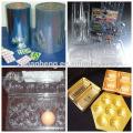 High Quality Transparent Blister Pack Rigid Film PVC