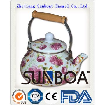 Enamel Daily Use Water Pot Tetera