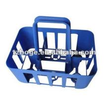 Molde da cesta do projeto NOVO / molde plásticos da cesta de compra