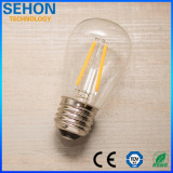 Decorative Thread Type E26 E27 S14 2W 120V 220V COB Filament LED String Lights Bulb