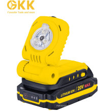 Hot Sale 18/20V Lithium LED Light Electric Tool Power Tool