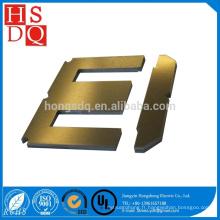 Stratification uniforme de noyau de la couleur EI pour la fabrication de transformateur