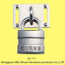 Zinc Alloy Lock for Handbags