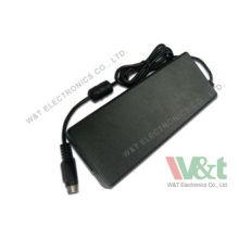 90W - 120W SMPS Desktop AC DC Power Adapter Black PSE UL FCC