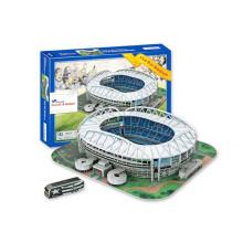 Hot Sale 183PCS Rio Stadium 3D Puzzle Game