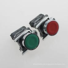 Lay4-Ba42 rote elektrische Flush 220 V Taster (XB2-Serie)