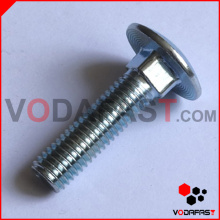 DIN 603 Carriage Bolt Zinc Plated
