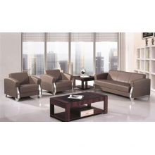 Cheap Synthetic Leather Davenport Sofa for European Market Wholesale Price