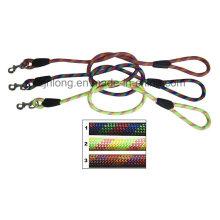 Поводки для собак с цветным нейлоновым круглым ремешком для ремня Dp-Cn1271
