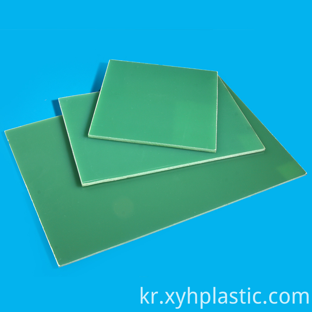 Epoxy Glass Cloth FR4 sheet
