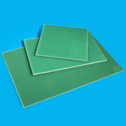 Amarela folha de isolamento vidro epóxi 3240