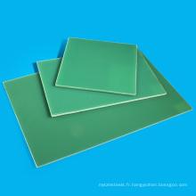 Feuille de verre isolant époxy jaune 3240