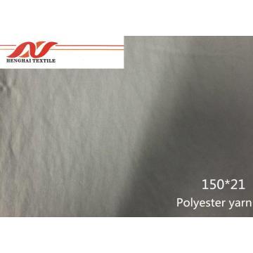 Polyester yarn 150*21 149cm 195gsm