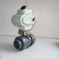 Plastic ball valve agricultural irrigation valve