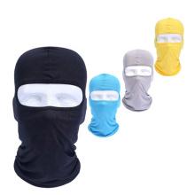 Multifunctional hood colorful breathable balaclava customise face mask Lycra Windproof Ski CS mask balaclava