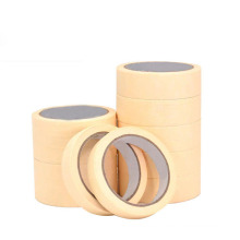 UV Resistant Easy Removal Drak Light Yellow Decoration Wall Painters Masking Tape For Wall Paint