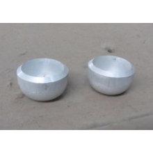 Стандарт JIS B2311/B2312/B2313 304 трубы из нержавеющей стали заглушка
