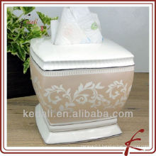 craft with tissue box