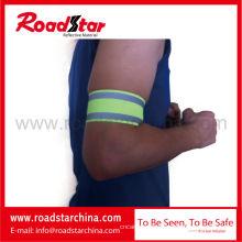 Hi-Viz reflektierende Armbinde für den Radsport