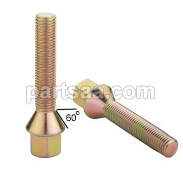 conical seat lug bolt