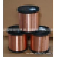 Alambre de cobre de la fuente de la fábrica en alta calidad