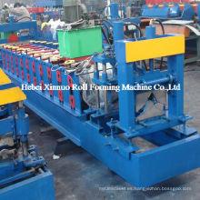 xn 395 rollo de la hoja del casquillo del canto del metal que forma la máquina
