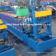 xn 395 metal ridge cap sheet roll forming machine