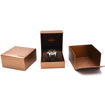 Durable Cheap Pappersförpackning Single Watch Box