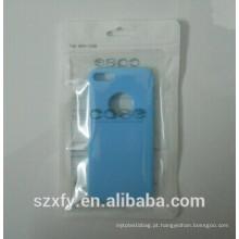 Sacos da embalagem da tampa da caixa de Iphone para Iphone 4 4s 5s