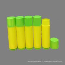 Contenant à baume à lèvres en plastique (NL03)