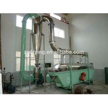 Vibration drying machine for malay acid