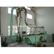 Máquina de secagem por vibração para ácido malaio