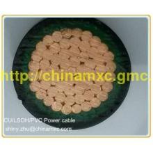 Copper  Fire resistant  PVC  Power Cable LSHF, LSZH, LSOH Control Wire
