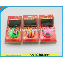 Горячий продавать различные конструкции игрушечные наручные детские Привет прыгающий резиновый шарик