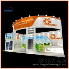 customized outdoor and indoor exhibition stand trade show display booth