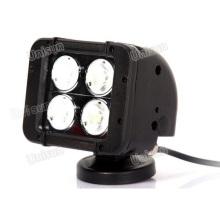 Barra de luces LED auxiliar para coche Unisun Dual Row 40W