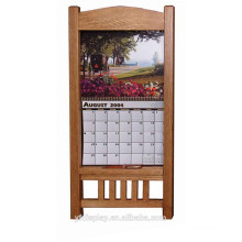 Hot Sell Wooden Calendar Holder