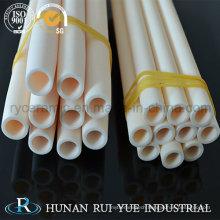 99.7% Alumina Ceramic Tube / Rod 1800 Degree C