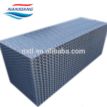 injection molding cooling tower oblique grey cooling tower fill pack