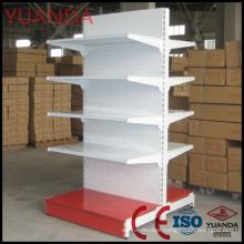 Factory Wholesale Black Gondola Shelves for Store