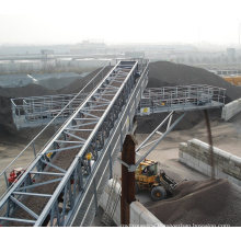 China Rubber Belt Conveyer for Conveying Sand and Aggregate