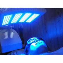 Rouge jaune bleu-clair de machine de thérapie de PDT d'équipement de salon LED