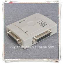 Boîte de commutation par partage d'imprimante parallèle DB-25