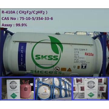 Gas refrigerante de alta pureza r410A