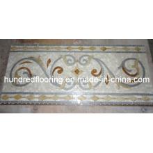 Камень Мраморная Мозаика Границы (STP94)