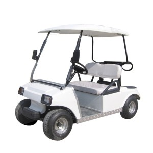 2 seats good quality gas off-road golf cart